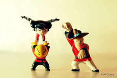 Xiaolin Showdown photo by JayCaps