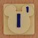 disney scrabble letter i