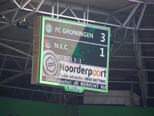 5653245916 fcb5a44bfd FC Groningen   NEC 3 1, 24 april 2011