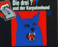 Plakat Karpatenhund