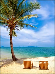 Sit Back and Relax ...  Andaman Coast | Southern Thailand photo by I Prahin | www.southeastasia-images.com