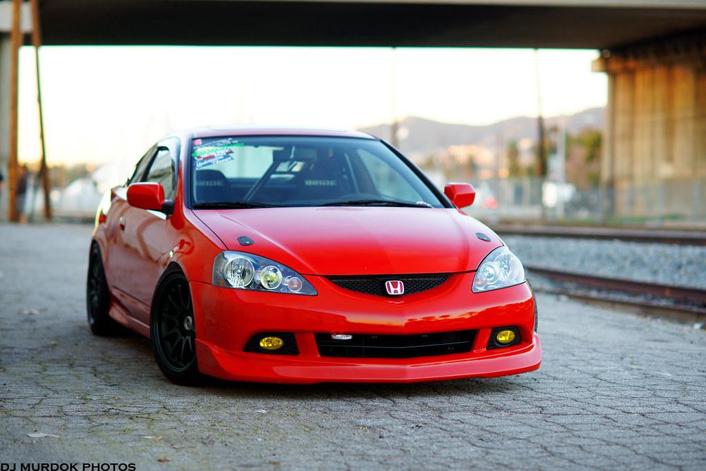 Milano red! photo by dj murdok photos