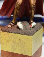 "Yedharo Miniatures YM-5401 ""Spartan King"" -9"