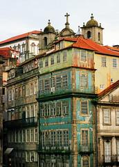 On a rainy day in Porto photo by steverichard