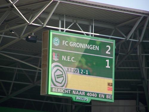 5652677989 2faf5c53a4 FC Groningen   NEC 3 1, 24 april 2011