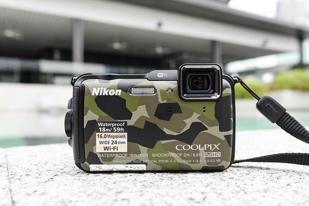 防水相机 Nikon Coolpix AW120 13