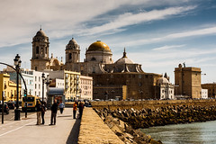 CADIZ CATHEDRAL photo by bacasr