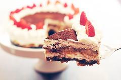 tiramisu cake photo by Fatma S