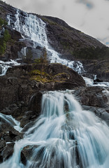 Langfossen photo by Tore Thiis Fjeld