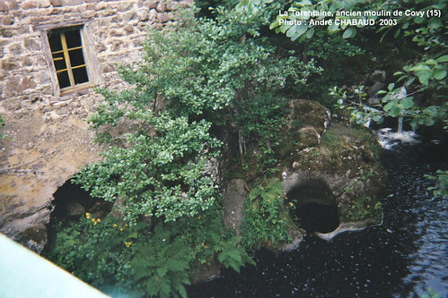 La Tarentaine, ancien moulin de Covy (15)