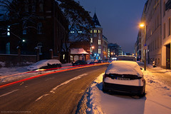 Pure Winter in Berlin IV photo by Dietrich Bojko Photographie