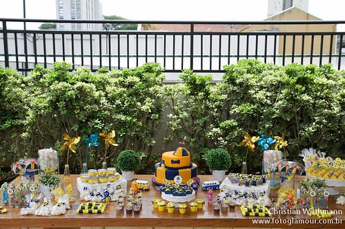 Mesa - Festa Backyardigans photo by Maria Flor Festa Infantis & Idéias Personalizadas