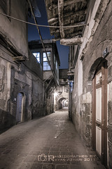 Legacy-The old city of Damascus, Syria. photo by R.Azhari