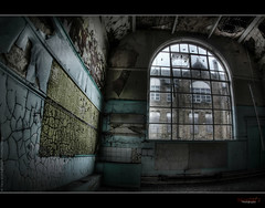 "UE Abandoned School ""S"" photo by rustysphotography"