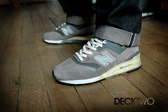 NB M997 1991 Made In USA photo by Deck Two