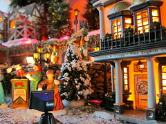 Dickens Village 2010 photo by kevin dooley