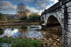 Totnes Bridge photo by rosiespoonerphotos
