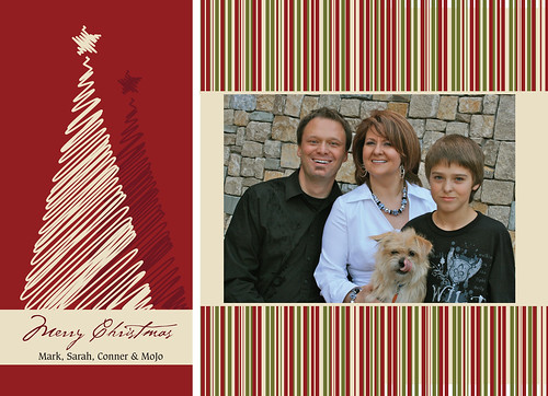 Lehman Christmas Card - 2010