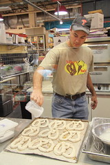 Miller's Pretzels at Reading Terminal Market