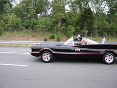 THE BATMOBILE photo by THE ENIGMATIC TRAVELER
