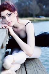 EXPLORED ballerina series photo by Madeline Becker