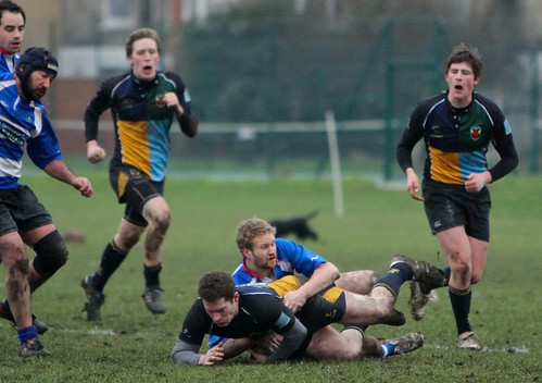 1st XV vs. Old Actonians -22