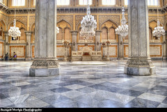 The Chowmahalla Palace, HDR photo by Sumant Modak Photography