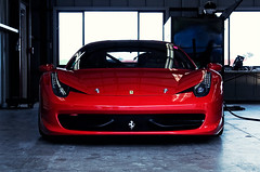 Ferrari 458 Italia photo by tail happy