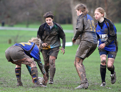 Gladies vs Hertford-7