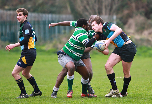 Hackney RFC 1st vs Hendon-24