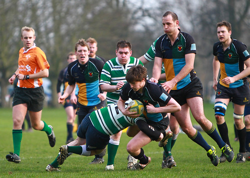 Hackney RFC 1st vs Hendon-35
