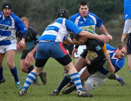 1st XV vs. Old Actonians -4