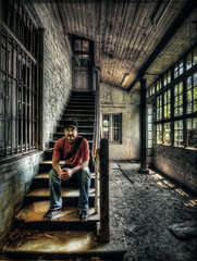 """Self"" - Urbex Chile HDR (1) photo by -phil-"