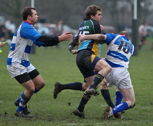 1st XV vs. Old Actonians -30