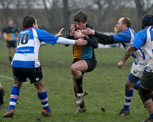 1st XV vs. Old Actonians -32