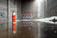 graffiti remover photo by paulhitz