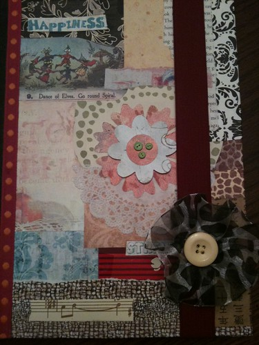 Morning Pages Journal with Ribbon closure