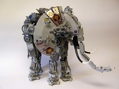 Mecha-Elephant photo by monsterbrick