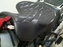 Front seat removal bmw r1150gs