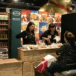 Foods Exhibition Stand