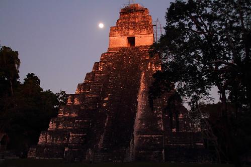No.1 Templo & Moon