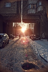 Sunset Russia Str. I photo by Cenk Akyildiz