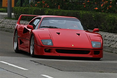 Ferrari,  F40, Hong Kong photo by Daryl Chapman Photography