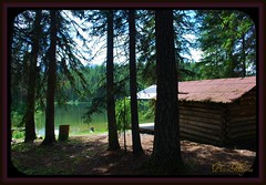 Trappers Cabin photo by Photo-Paula