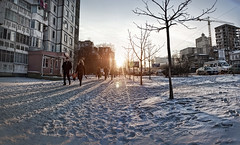Sunset Russia Str. III photo by Cenk Akyildiz