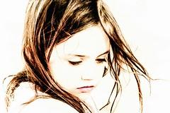 portrait of a lady photo by beatebg