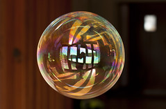 Patio Doors Bubble (Soap Bubble) photo by richard.heeks