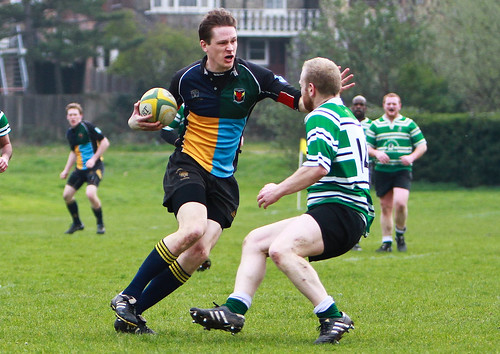 Hackney RFC 1st vs Hendon-8