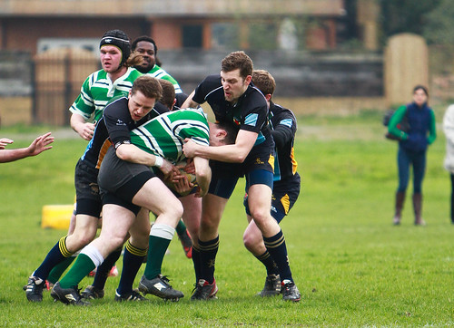 Hackney RFC 1st vs Hendon-1