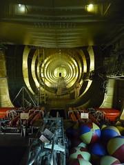 "Hughes Flying Boat, H-4, HK-1 ""Spruce Goose"" Interior"